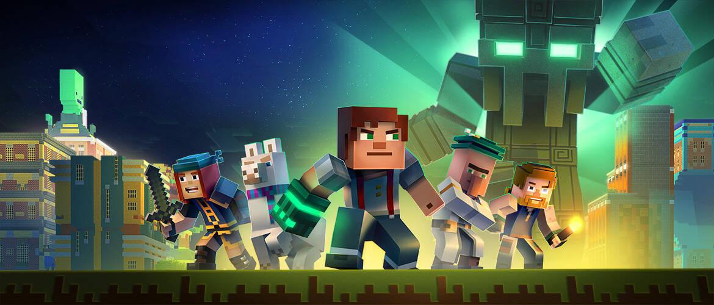 Microsoft, Minecraft, Telltale, Xbox, Xbox One, Windows 10