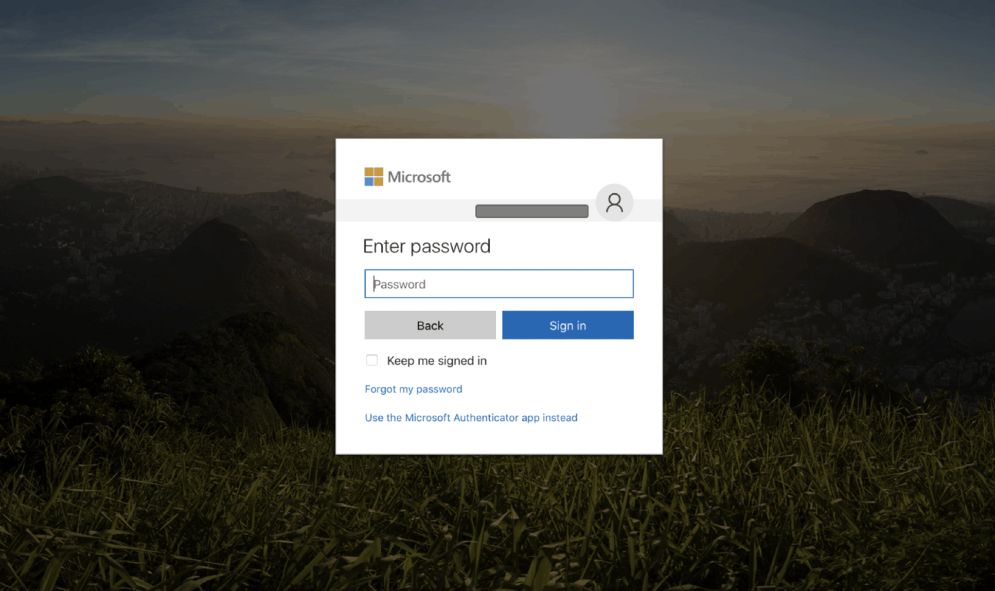 """A """"simpler, easier"""" Microsoft Account login page coming for """"lots"""