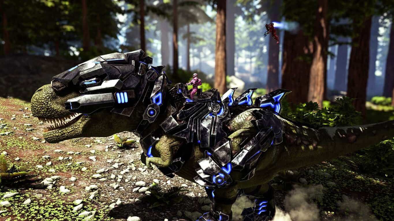 ARK: Survival Evolved on Xbox One