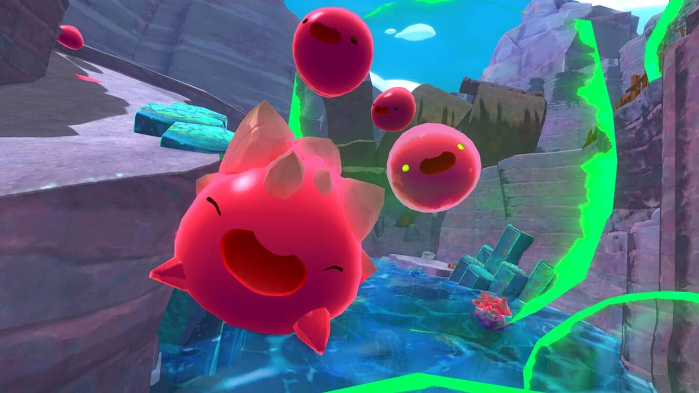 Slime Rancher on Xbox One