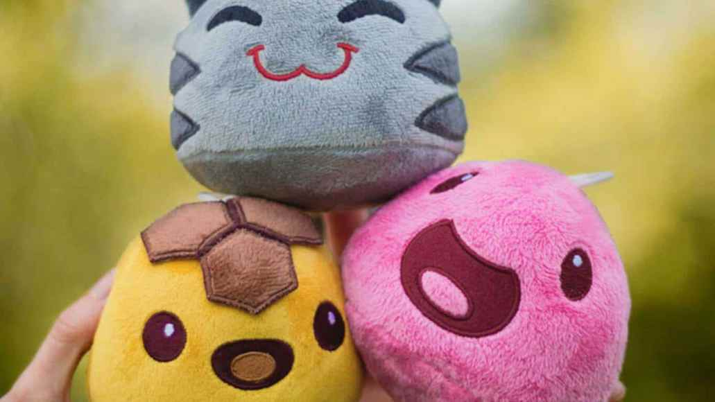Slime Ranch Plushies