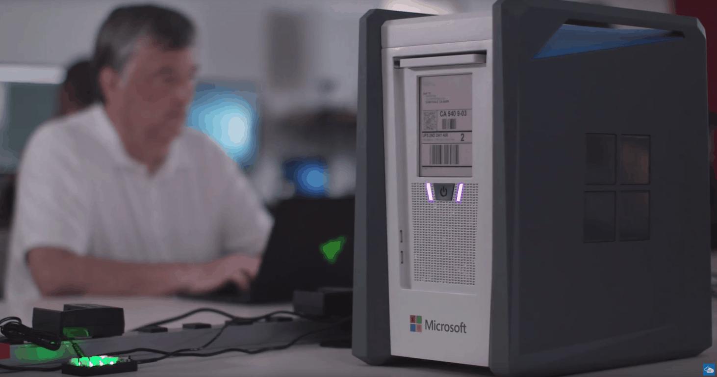 Microsoft, Azure, Data, Ignite