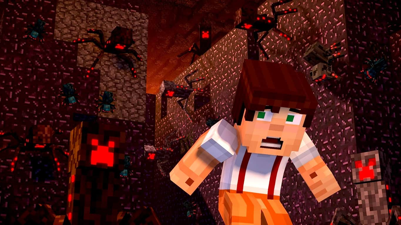 Minecraft: Story Mode Season 2 Episode 4 launching on Nov