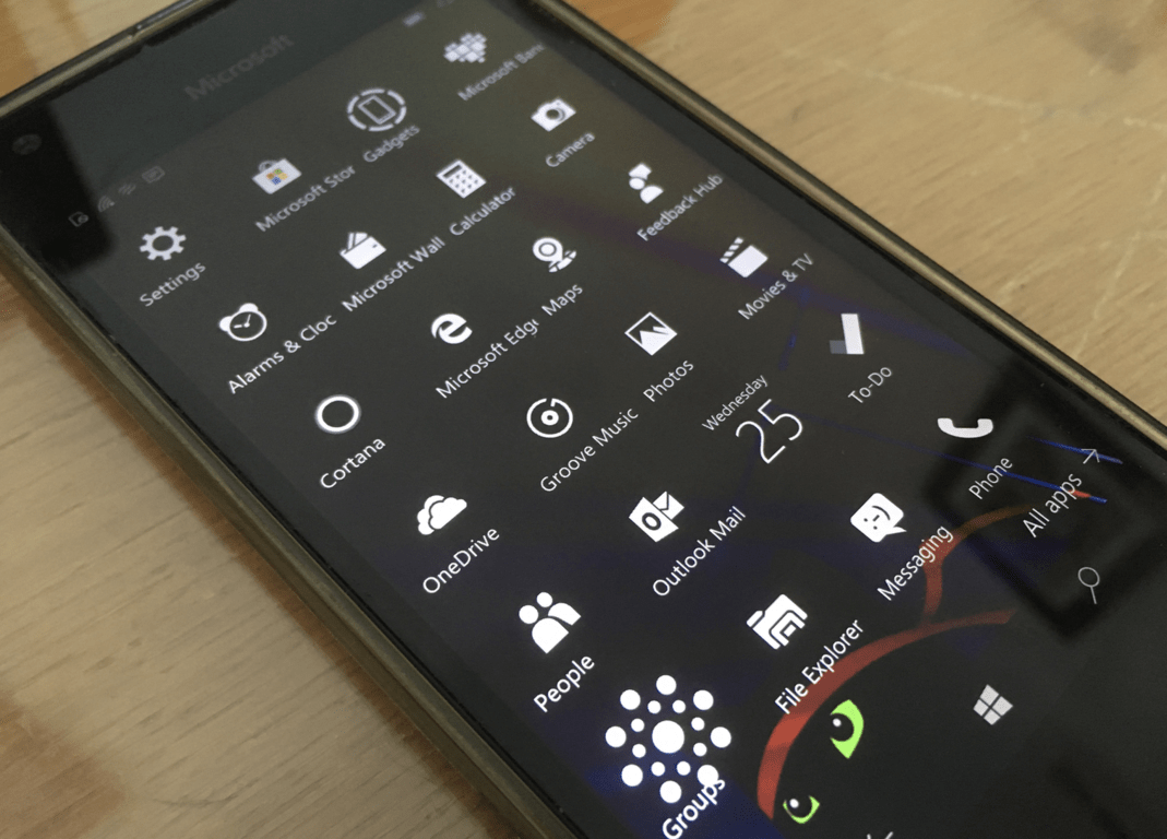 Microsoft releases Windows 10 Mobile build 15254 313 with