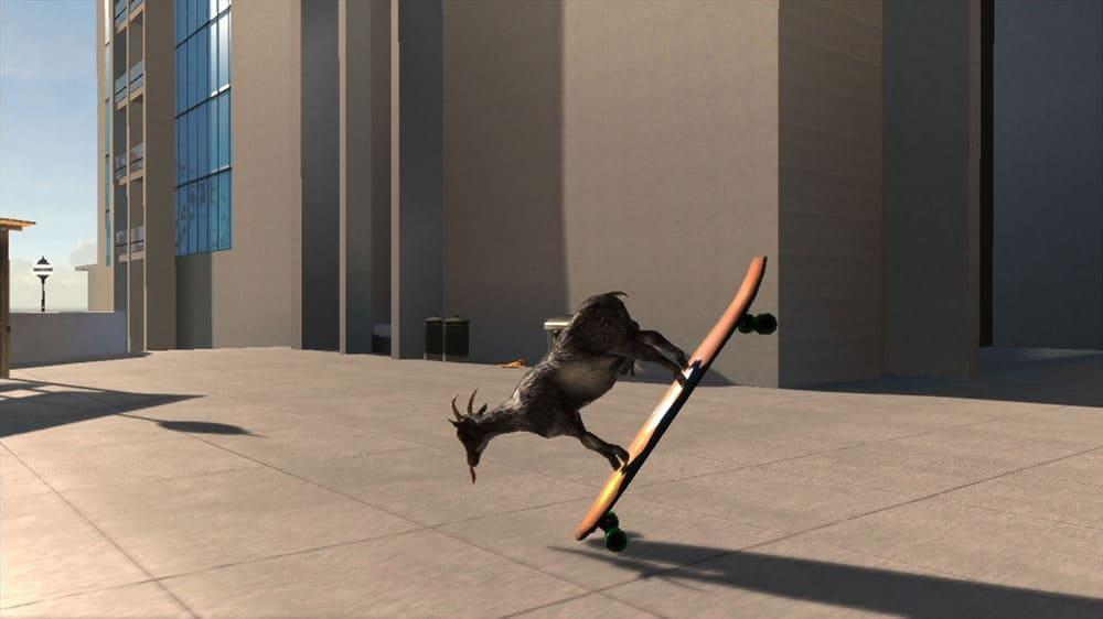 Child of Eden, Goat Simulator added to Xbox One Backward