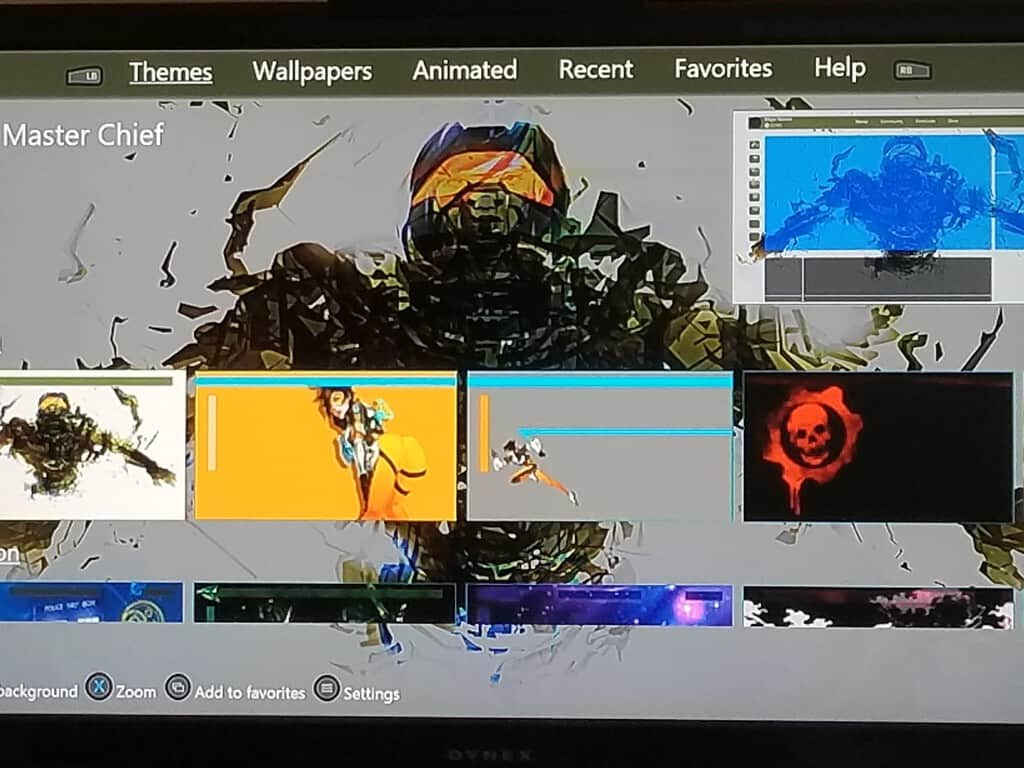 Add Dynamic Backgrounds To Your Xbox One Dashboard With