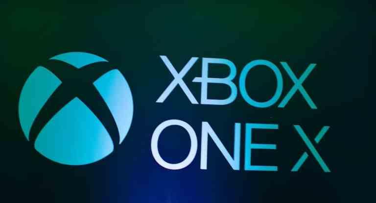 Microsoft, Xbox, Xbox One, Xbox One X