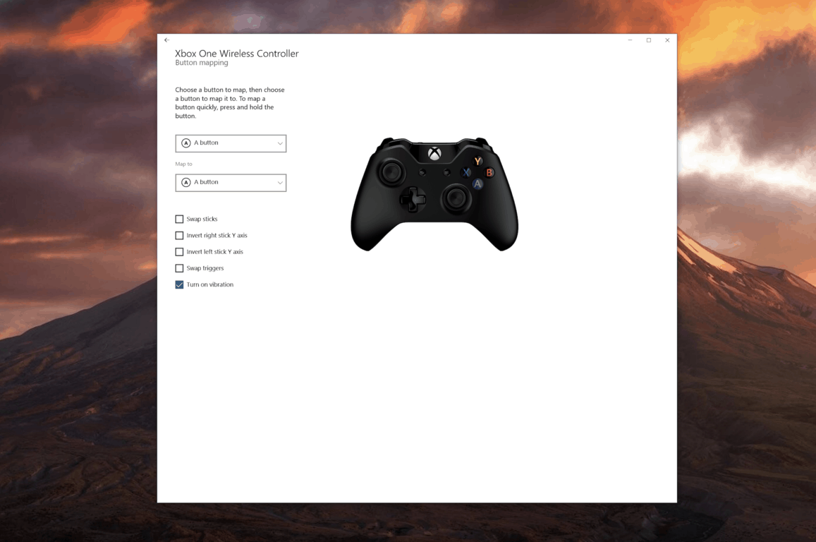 You can now remap your Xbox One controller on Windows 10 PCs