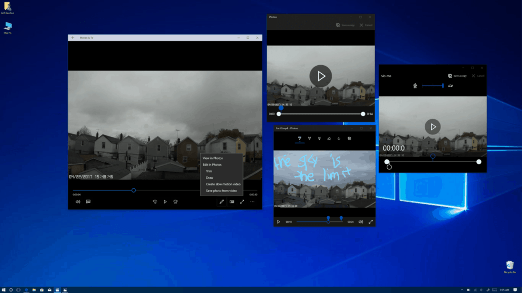 movies and tv app windows 10 update