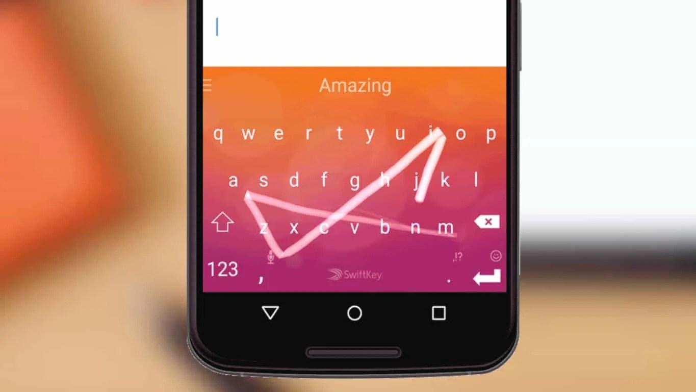 Microsoft SwiftKey Keyboard for Android