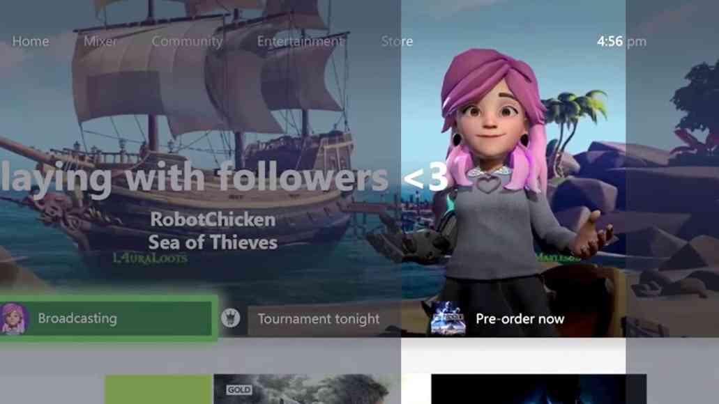New Xbox Avatar
