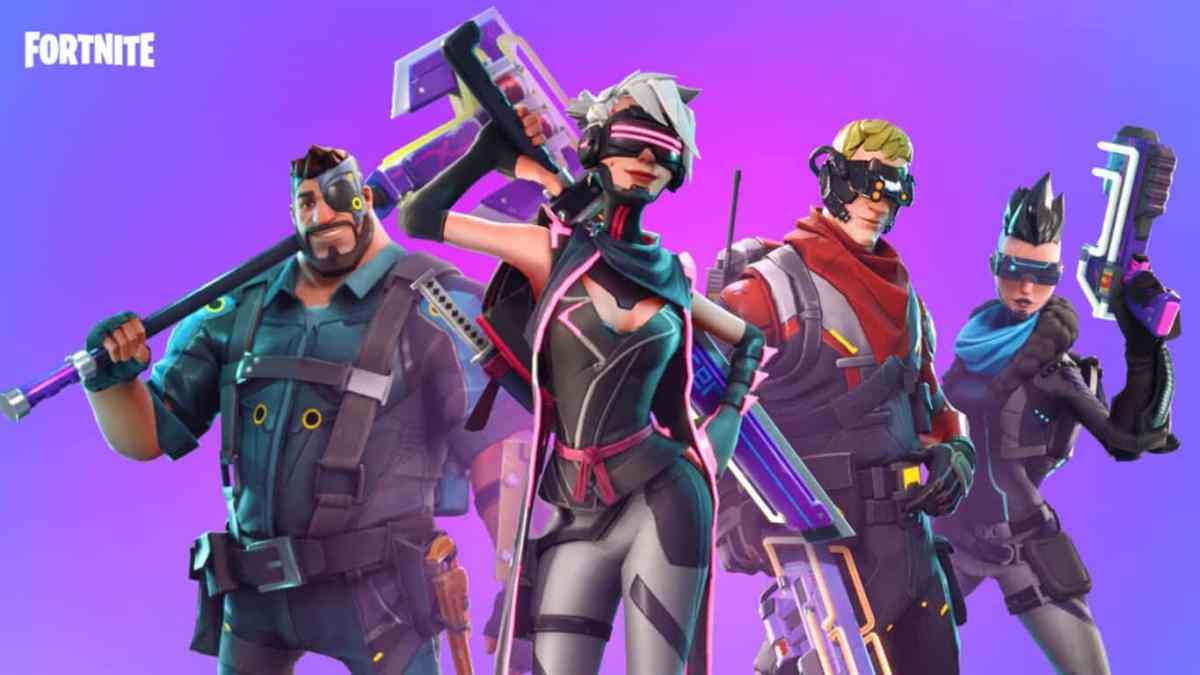 Massive Fortnite game update adds new features, characters, weapons