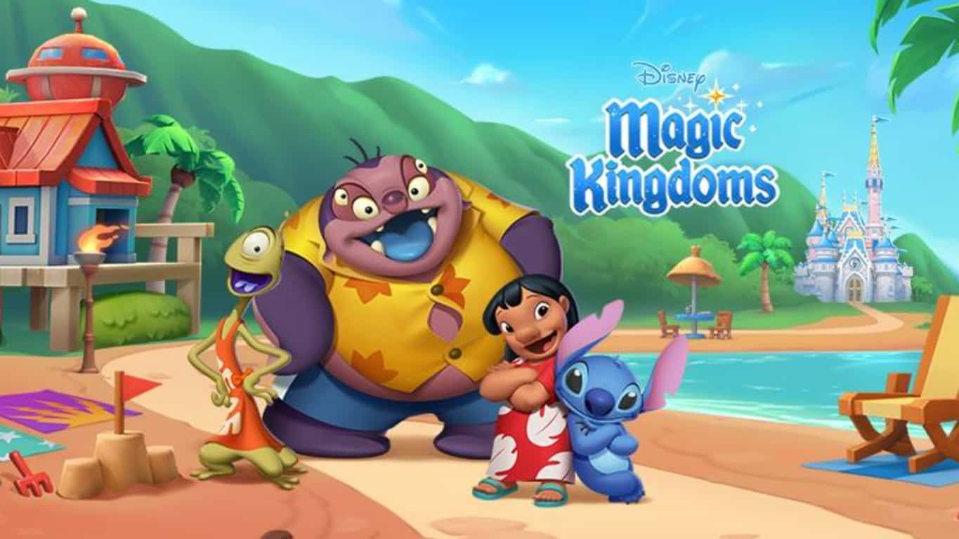 Disney Magic Kingdoms on Windows 10