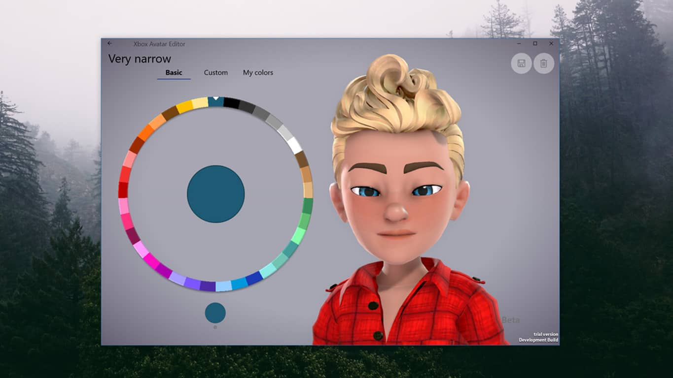 Images of new Xbox Avatars leaked online, UI revealed OnMSFT com