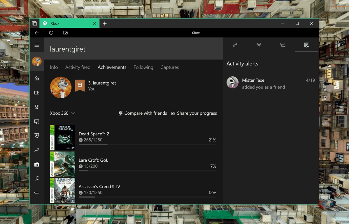Xbox's Gamerscore Leaderboard now takes Xbox 360 and Backward