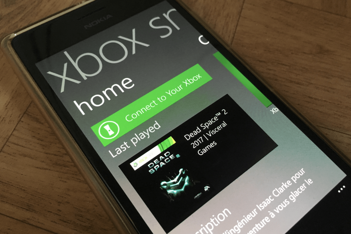 Xbox 360 SmartGlass app is being retired on all platforms
