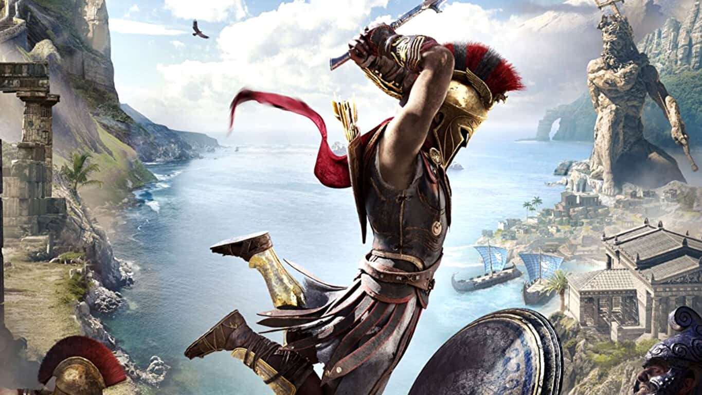 Assassin's Creed Odyssey on Xbox One