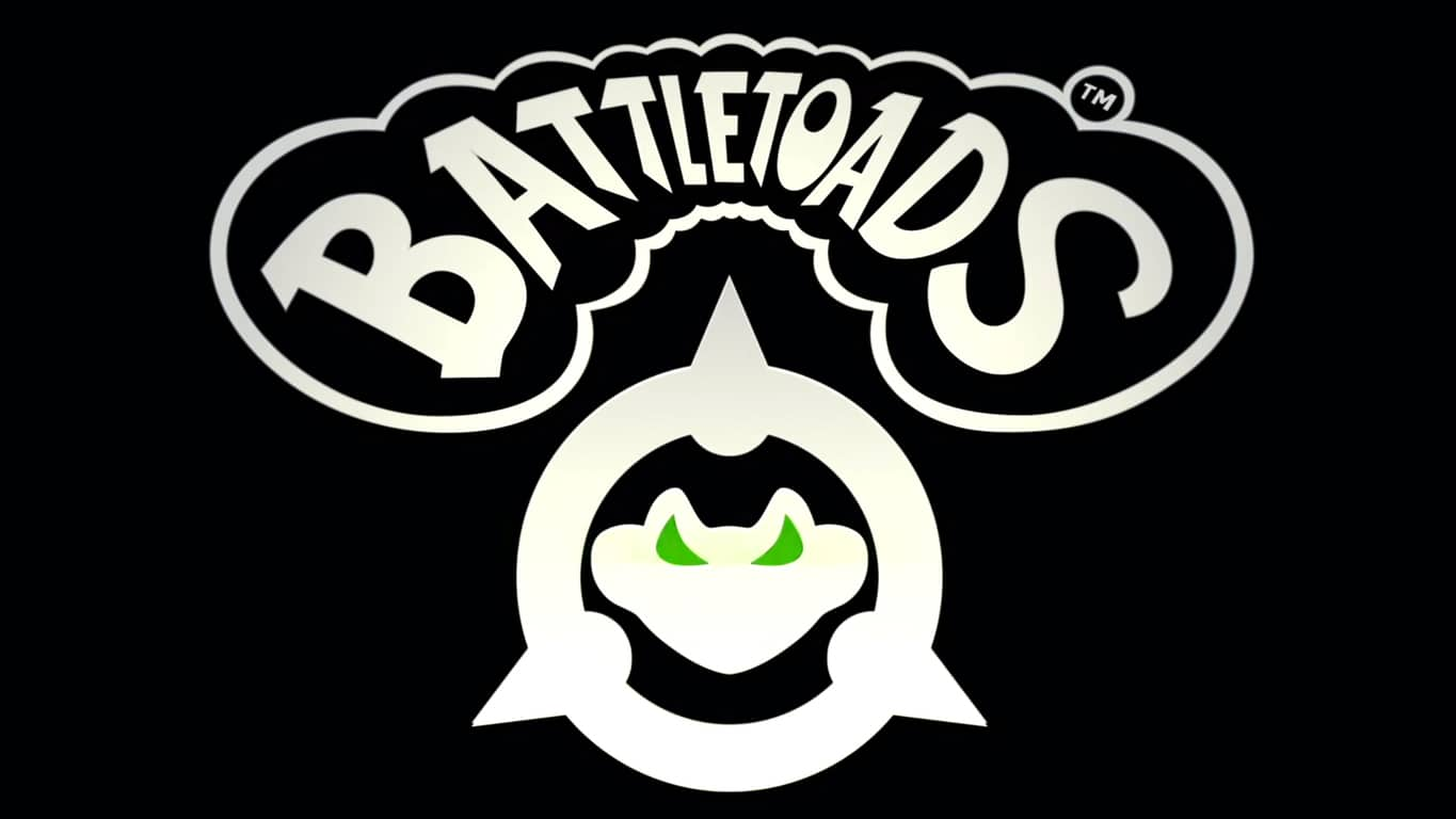 Battletoads video game on Xbox One