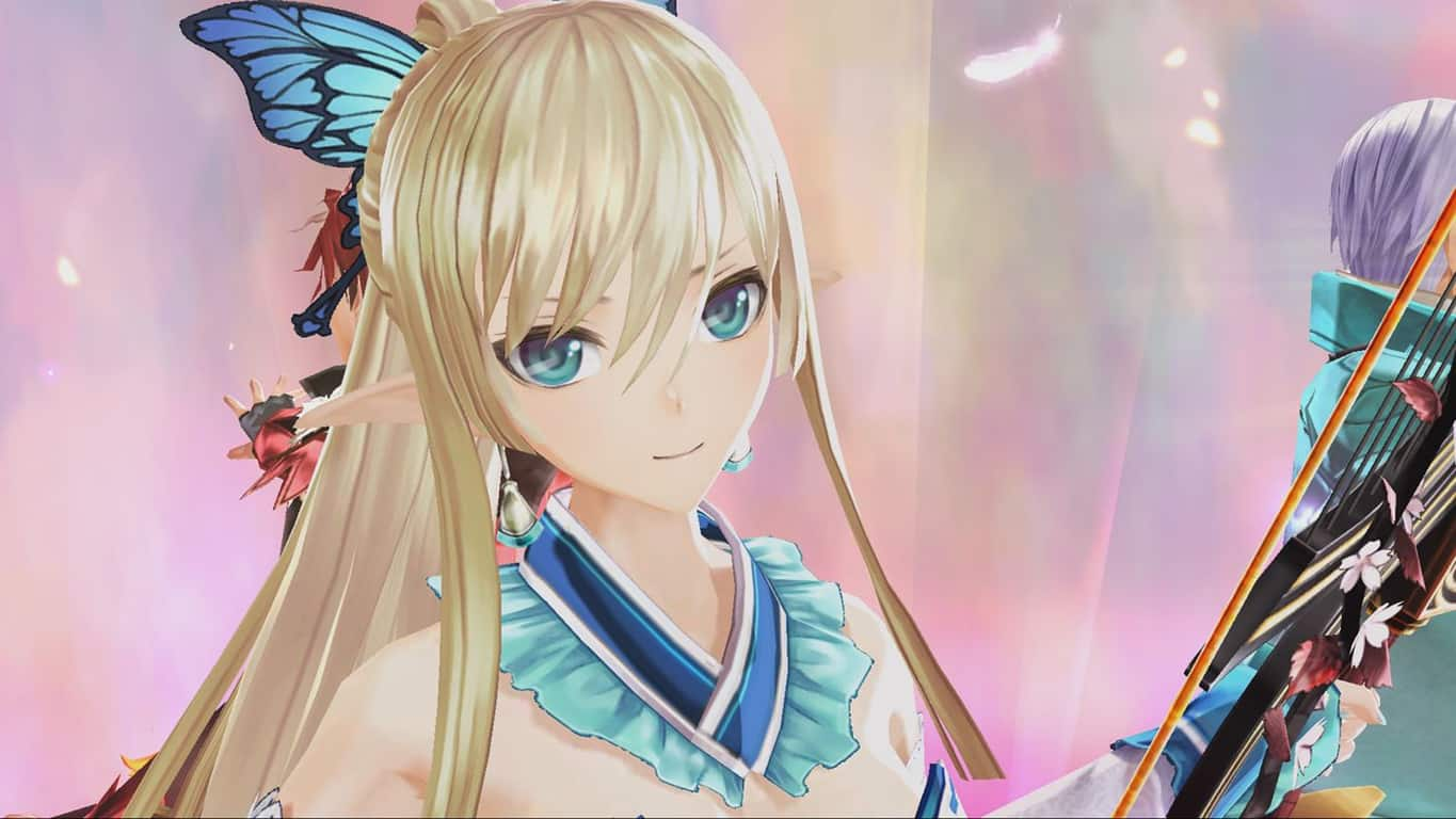 Shining Resonance Refrain is a new 4K JRPG video game on Xbox One