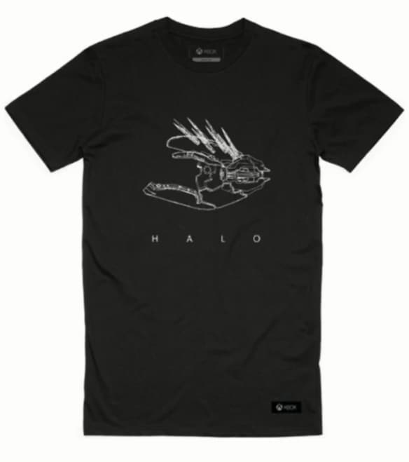 Xbox Gear: New Halo T-shirt