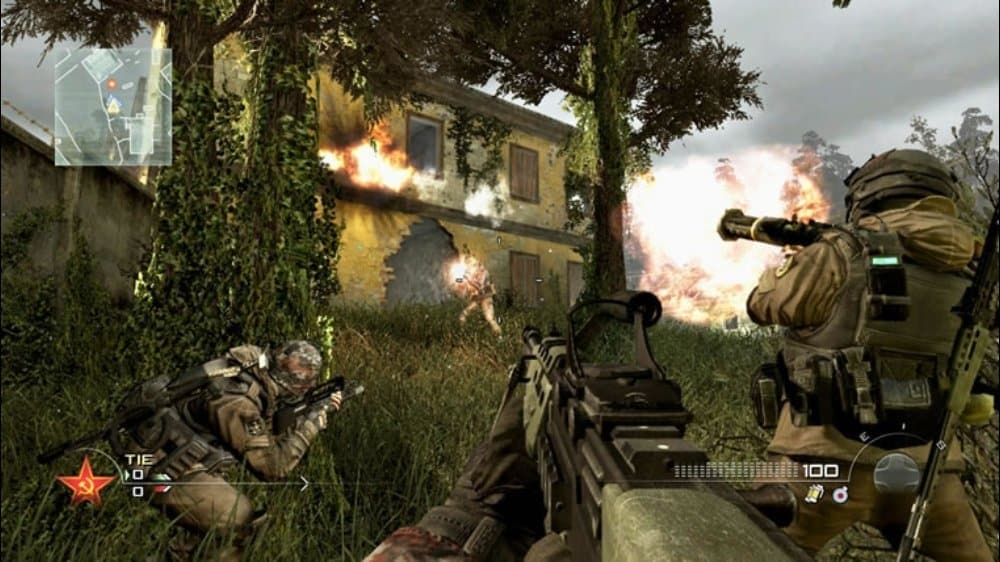 Call of Duty: Modern Warfare 2 is now backward compatible on