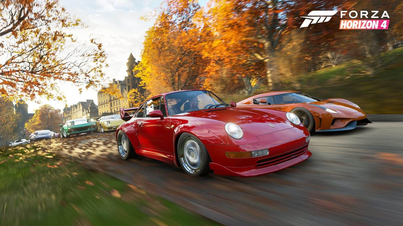 Forza Horizon 4 Xbox One Review: it's a winner! OnMSFT com