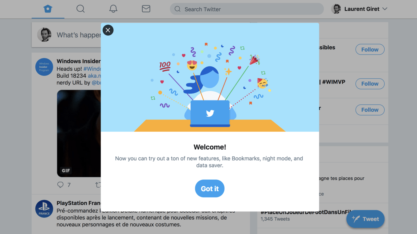 Twitter begins testing PWA app as possible default web