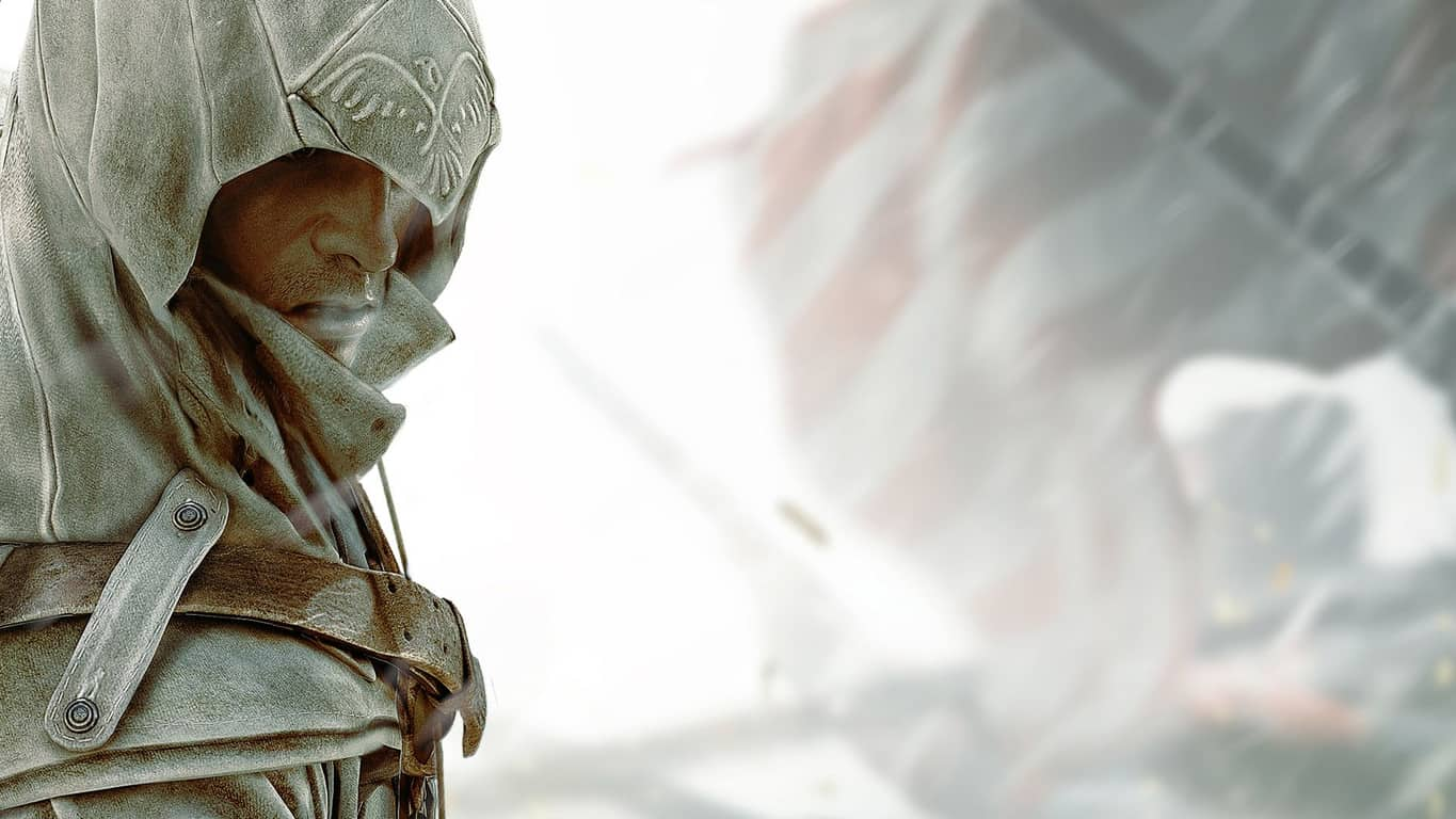 Assassin's Creed III Remastered video game on Xbox One