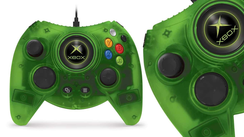 Green Hyperkin Duke Xbox Controller