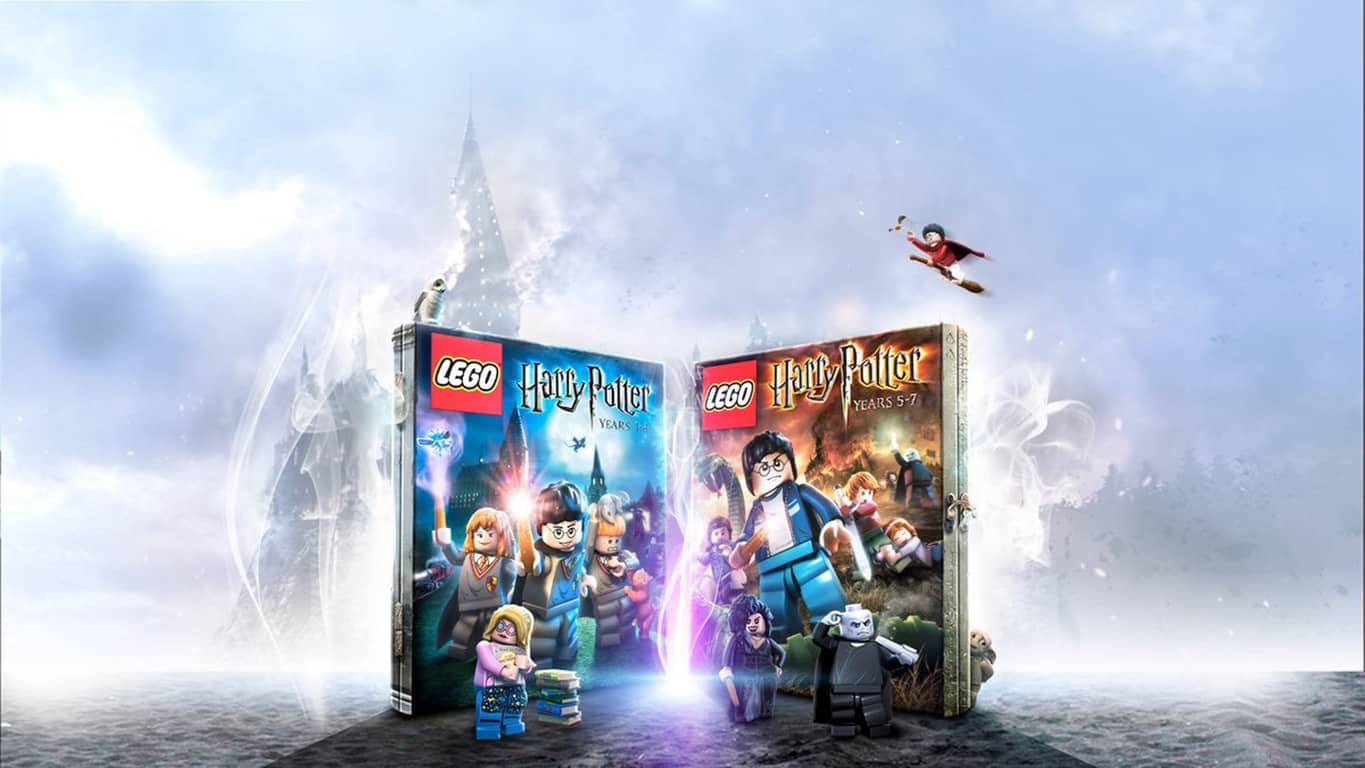 LEGO Harry Potter Collection coming to Xbox One consoles in