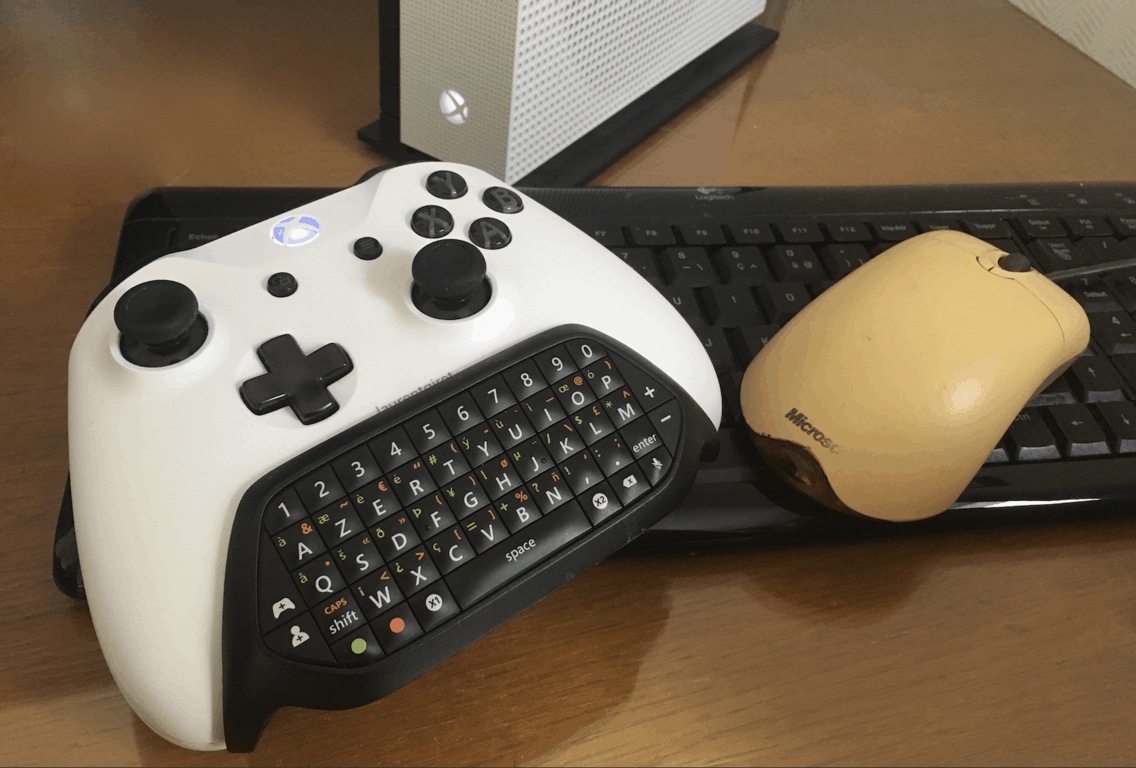 roblox xbox keyboard and mouse