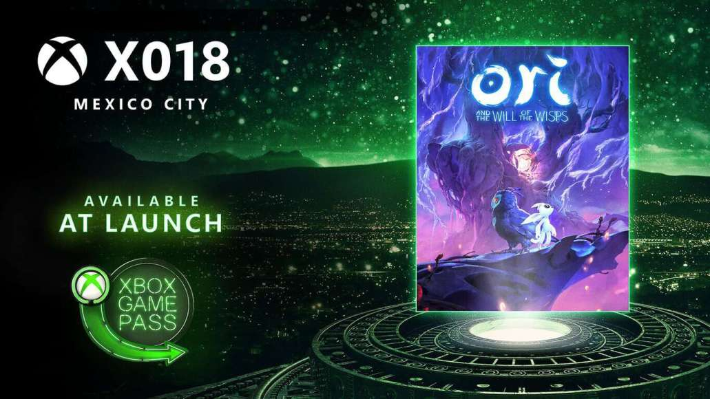 Ori and The Will of The Wisps Xbox Game Pass