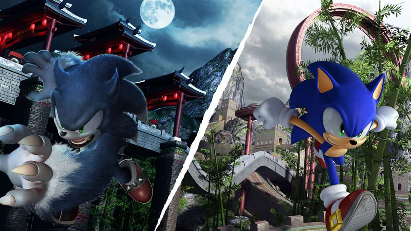 Sonic Unleashed & 2 more Xbox 360 games get Xbox One