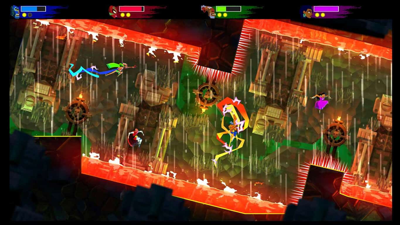Guacamelee! 2 video game on Xbox One and Windows 10