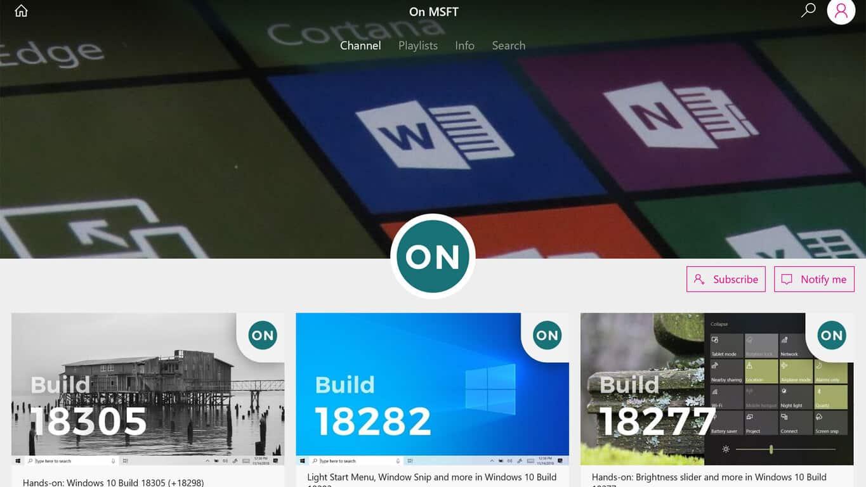 myTube dev shares plans for app's future on Windows 10