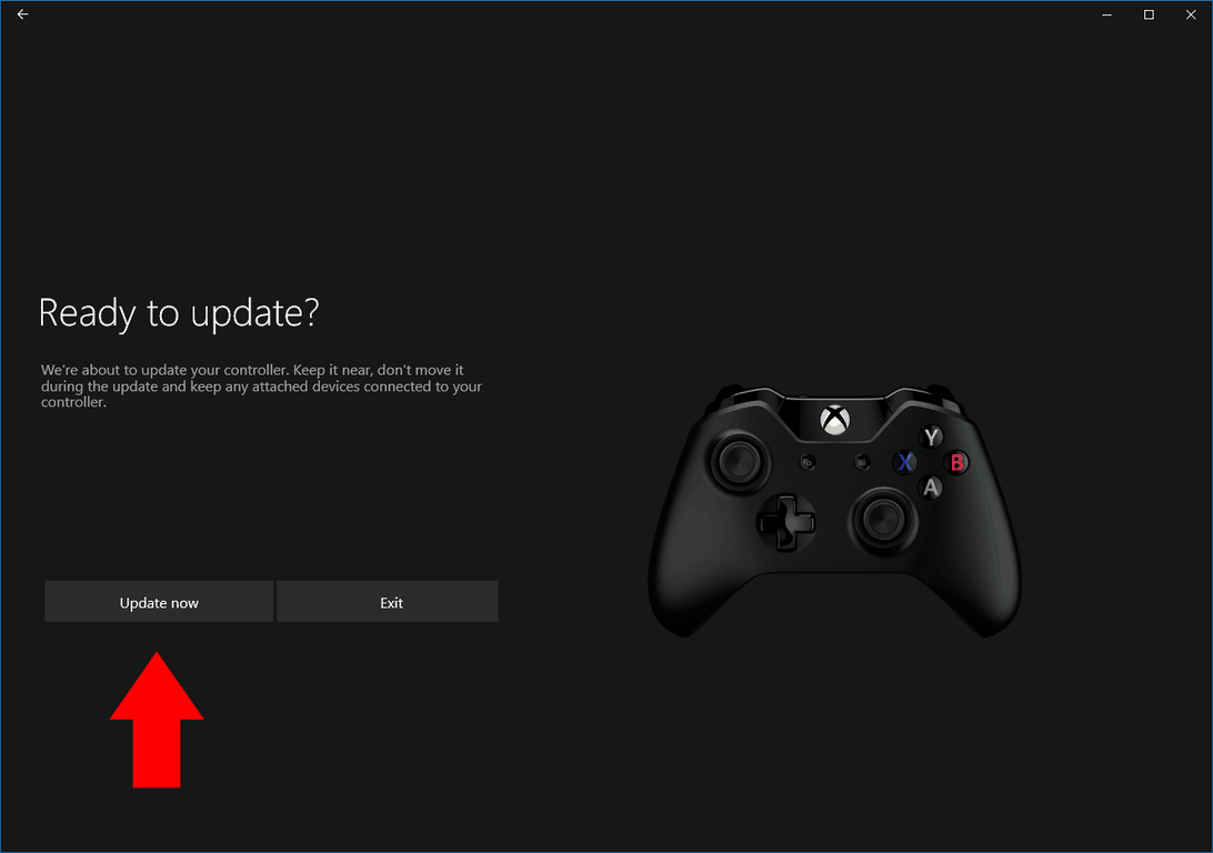 How to update an Xbox One controller's firmware from a ...Xbox 360 Controller App Pc