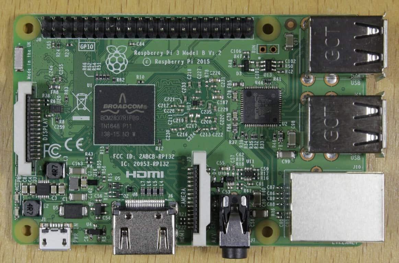 Microsoft, Raspberry Pi