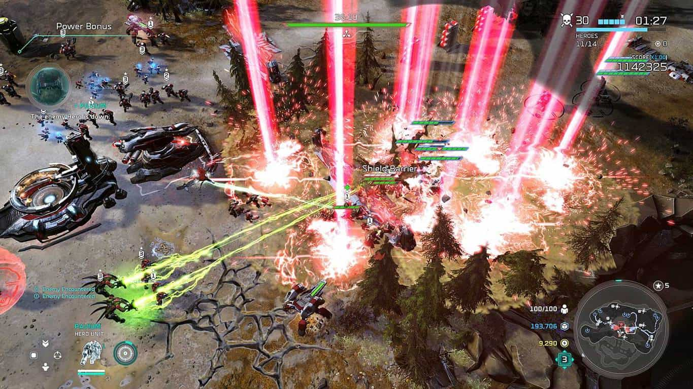 Both Halo Wars video games to be free to play this weekend