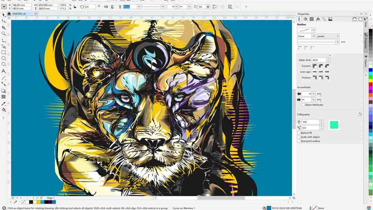 Microsoft Store gains a new Windows 10 drawing app with CorelDRAW