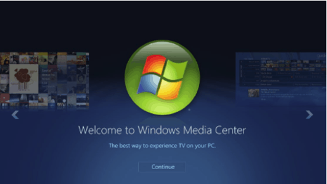 Long dead Windows Media Center SDK shows up on GitHub OnMSFT com