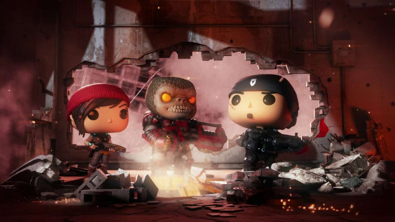 Free to play game Gears Pop! launches on Windows 10, iOS and