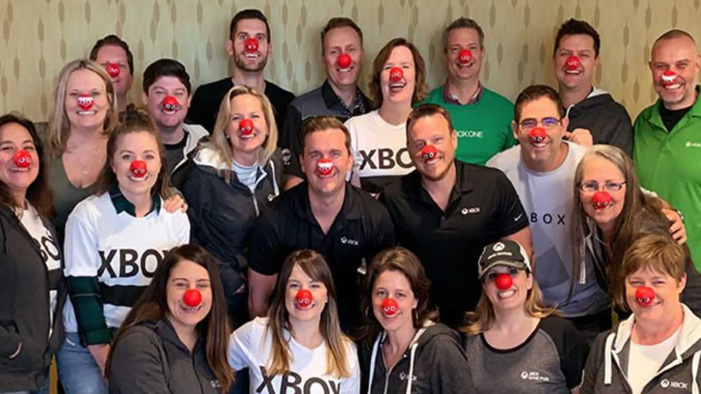 Xbox Game Pass and Red Nose Day