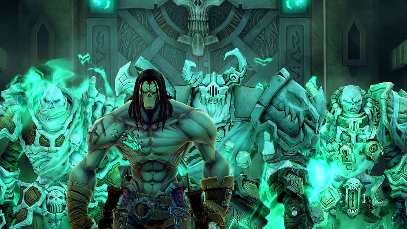 Xbox OneのDarksiders II Deathinitive Editionビデオゲーム