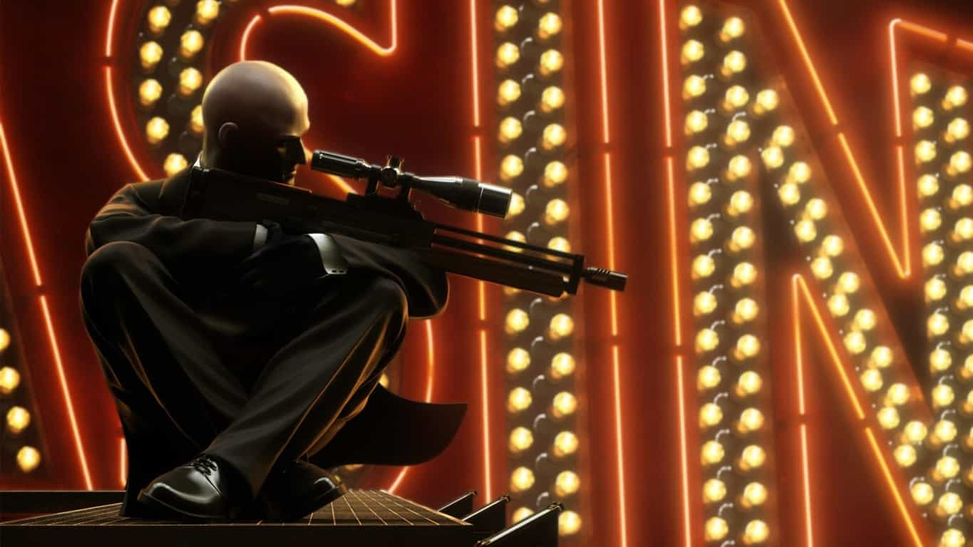 Hitman HD Pack video game on Xbox One