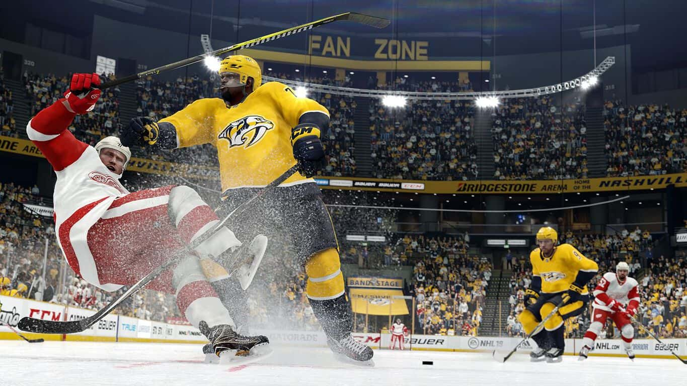 Games With Gold For June 2019 To Include Ea Sports Nhl 19