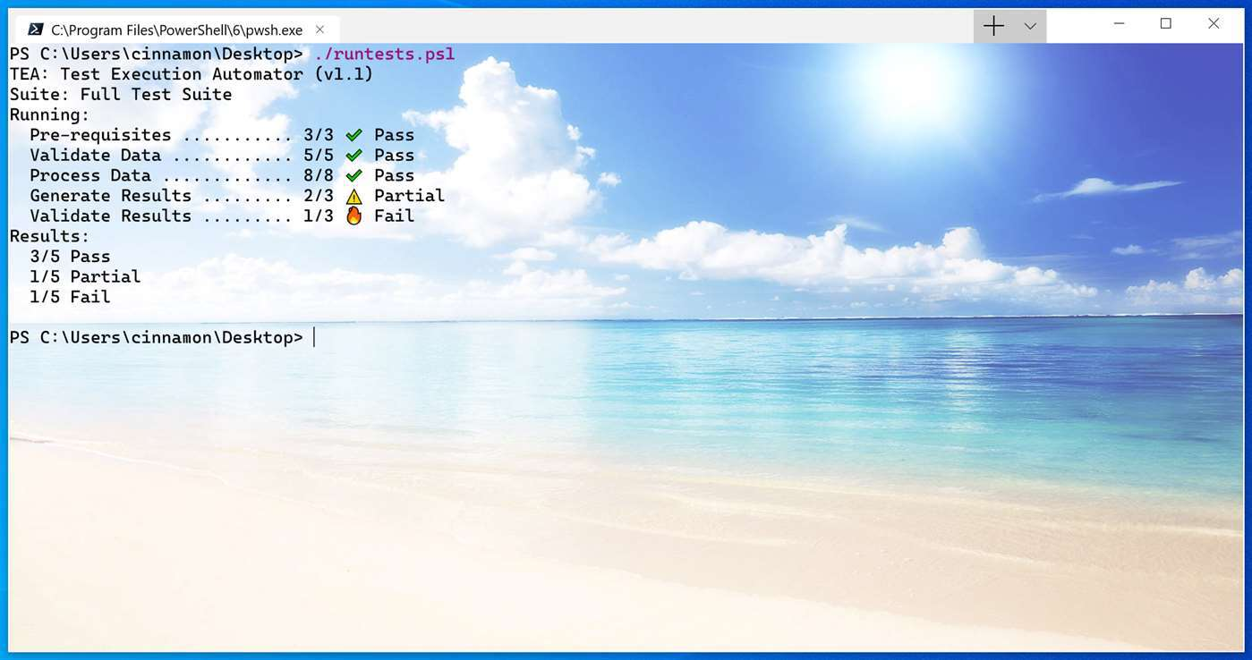 Windows Terminal Preview v0 3 is now available on the Microsoft