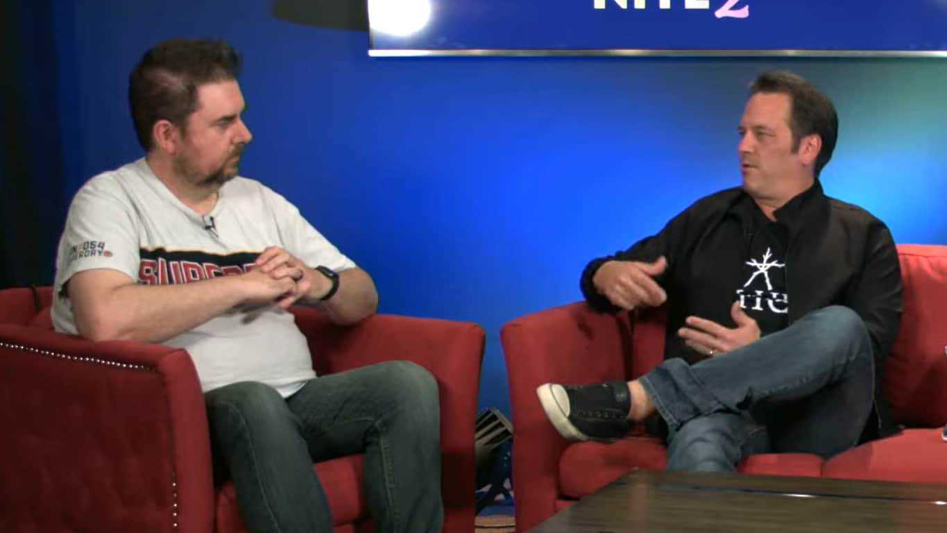 Phil Spencer interview