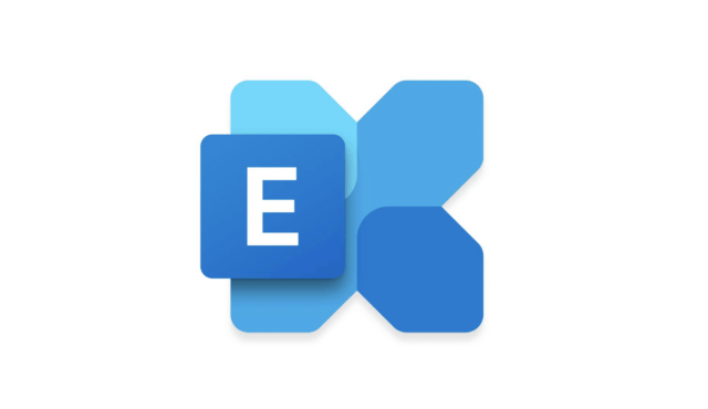 Microsoft Exchange icon get its Fluent Design makeover