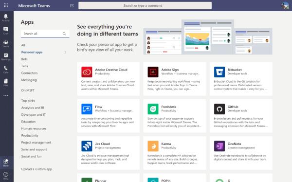 Slack vs Microsoft Teams: Apps and Integrations OnMSFT com