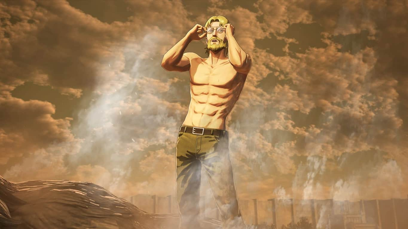 Xbox One's Attack on Titan 2: Final Battle video game